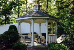 covered gazebo