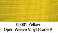 Vinyl fabric 00001 yellow