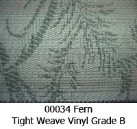 Vinyl fabric 00034 fern