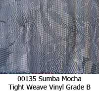 Vinyl fabric 00135 sumba mocha