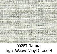 Vinyl fabric 00287 natura