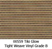 Vinyl fabric 00559 tiki glow