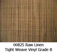 Vinyl fabric 00825 raw linen