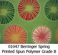 Polymer fabric 01047 berringer spring