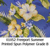 Polymer fabric 01052 freeport summer