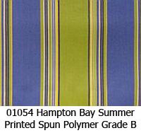 Polymer fabric 01054 hampton bay summer
