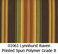 Polymer fabric 01061 lynnhurst raven
