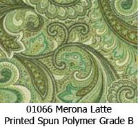 Polymer fabric 01066 merona latte