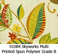 Polymer fabric 01084 skyworks multi