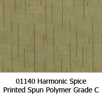 Polymer fabric 01140 harmonic spice