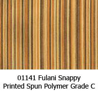 Polymer fabric 01141 fulani snappy