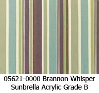 Sunbrella fabric 05621 brannon whisper