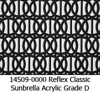 Sunbrella fabric 14509-0000 reflex classic