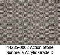 Sunbrella fabric 44285-0002 action stone