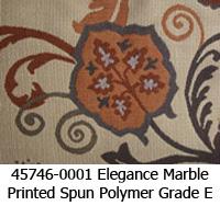 Sunbrella fabric 45746-0001 elegance marble