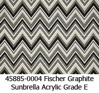 Sunbrella fabric 45885-0004 fischer graphite
