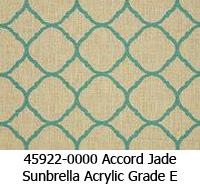 Sunbrella fabric 45922 accord jade