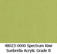 Sunbrella fabric 48023 spectrum kiwi