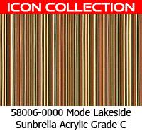 Sunbrella fabric 58006 mode lakeside
