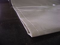cushion sling close-up