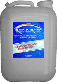 5 gallon Ray & Rain