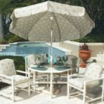 UM906 garden umbrella