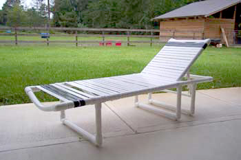 Item VP-117 Strap Chaise Lounge : pvc chaise lounge - Sectionals, Sofas & Couches