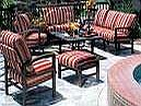 Cleans patio cushions & furniture
