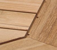 Mortise & tenon joints
