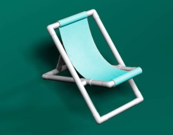 PVC Beach Chair