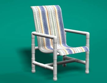 Beautiful Sling Dining Chair