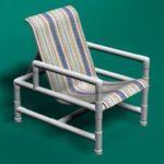 Sling recliner