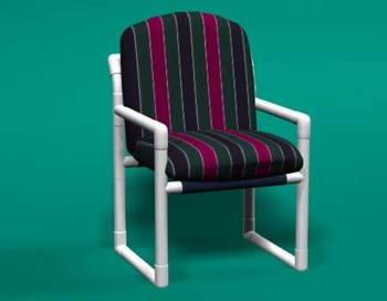 Modern Club Chair