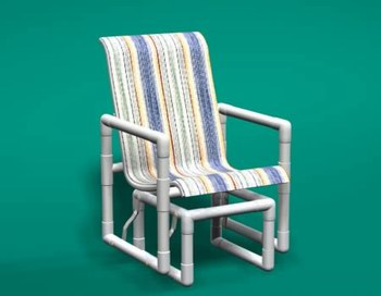 Pvc Sling Furniture For Your Patio Or Pool